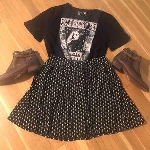 Lucky Brand high waisted mini skirt